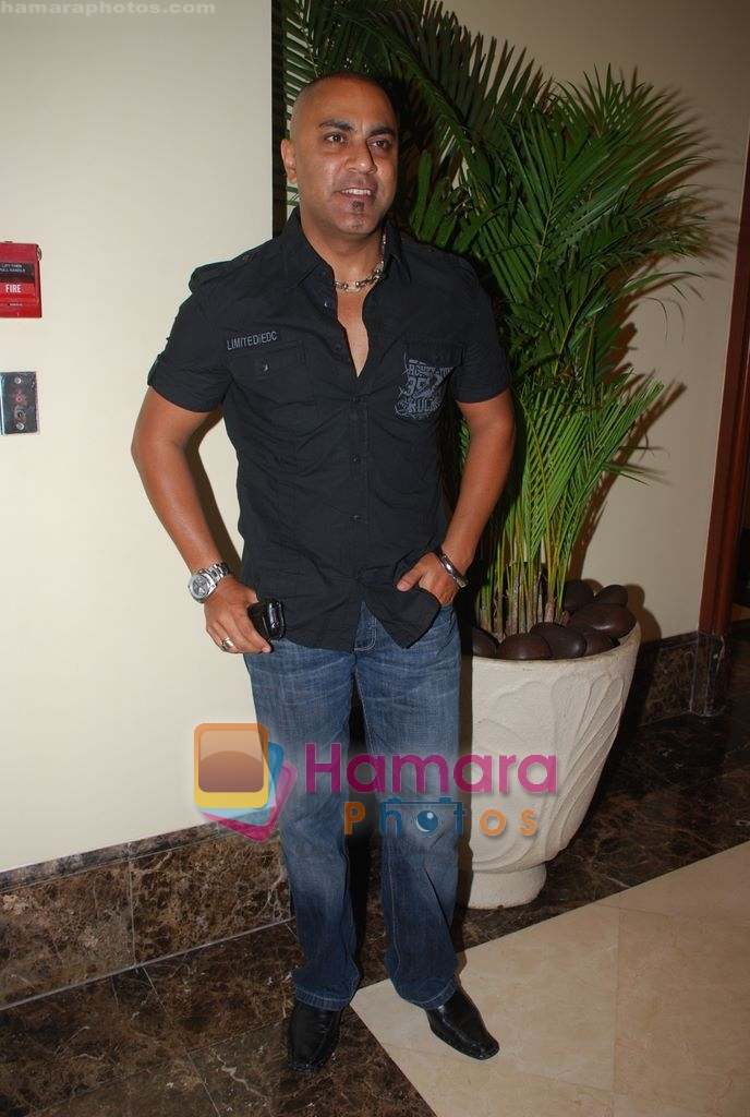 Baba Sehgal at 13B success party in Enigma, Mumbai on 13th March 2009