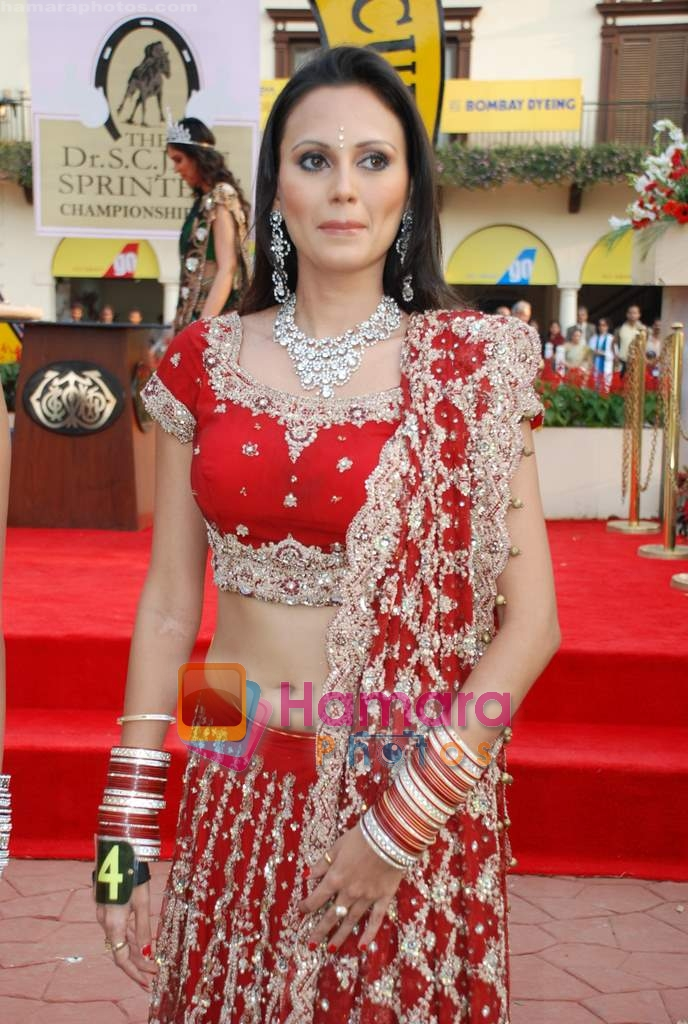 Mrs.Sophia Handa at CN Wadia Cup on 15th March 2009