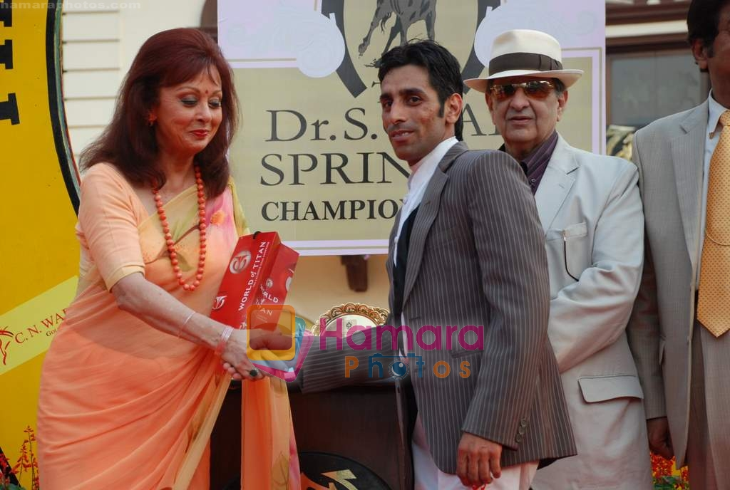 Maureen Wadia at CN Wadia Cup on 15th March 2009