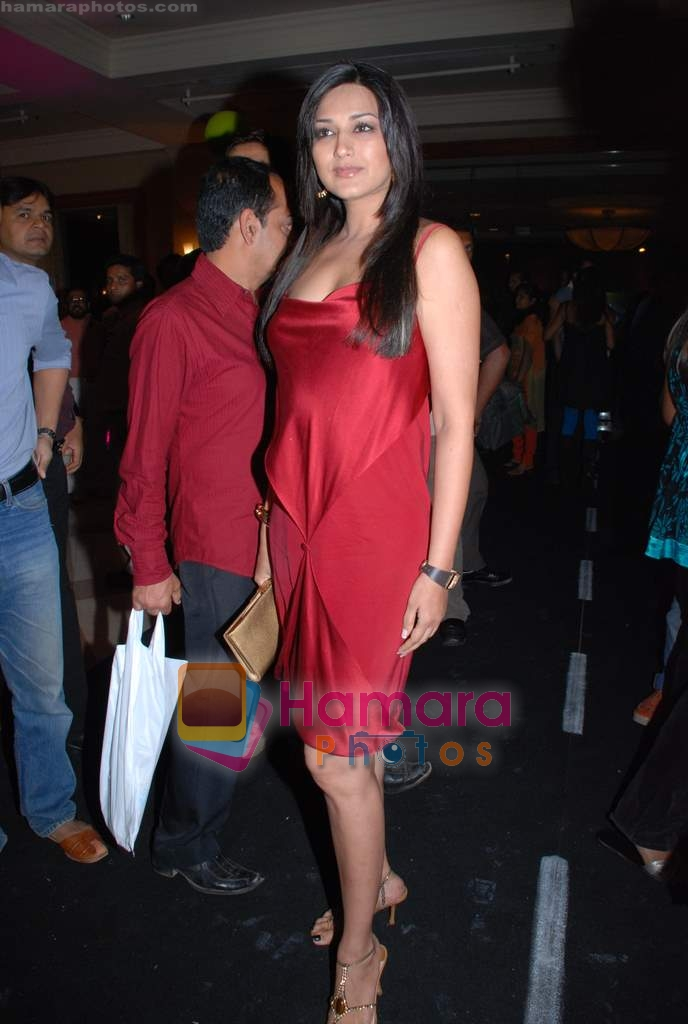 Sonali Bendre at Real Channel Launch in J W Marriott on 19th March 2009