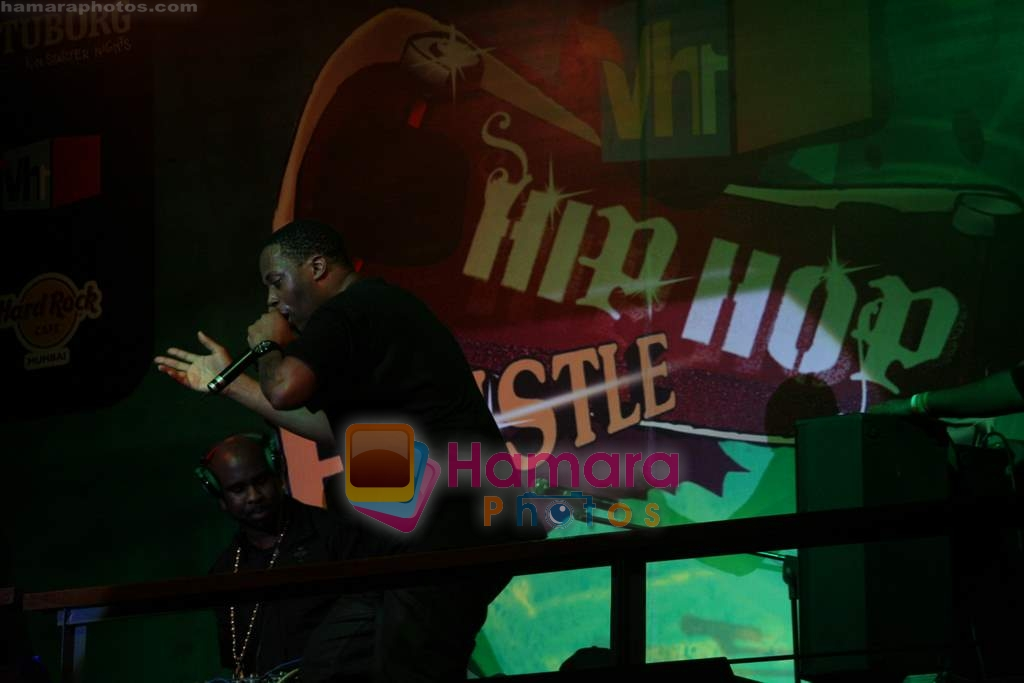 Kardinal Offishall live in Hard Rock Cafe, Mumbai on 19th March 2009
