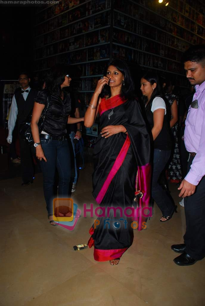 Nandita Das at the Premiere of Firaaq in PVR on 19th March 2009
