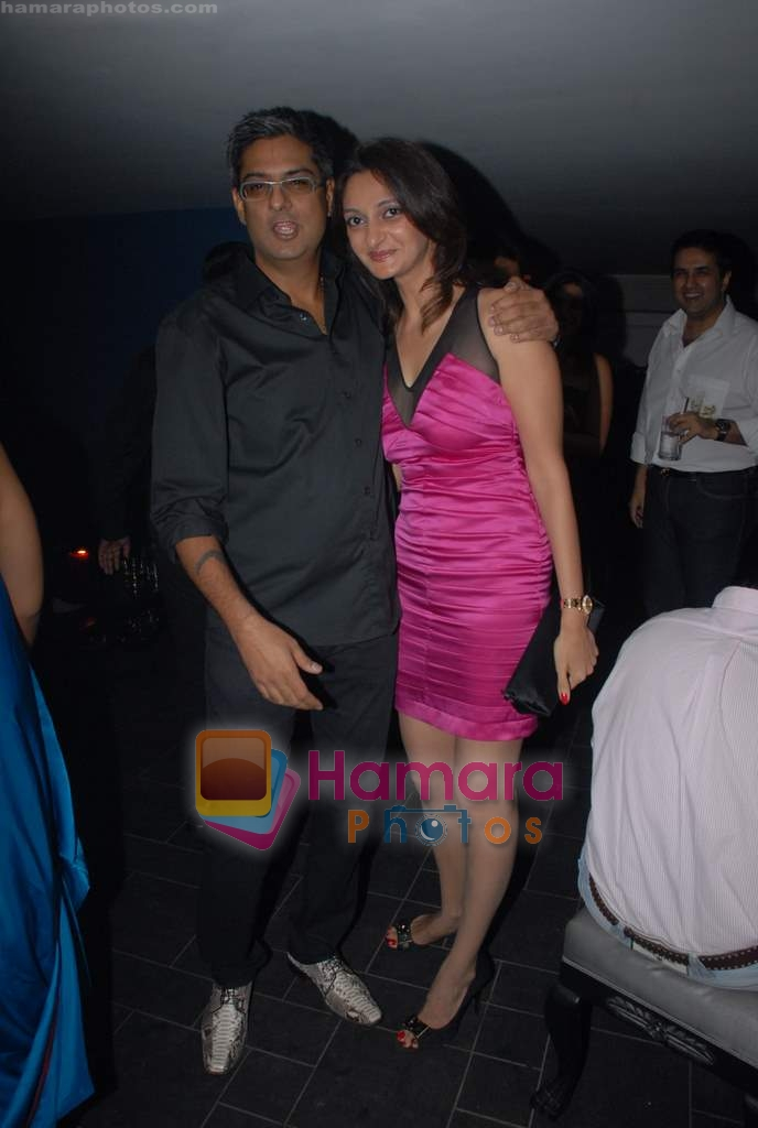 at Photographer Sumeet Chopra's birthday bash in Oba on 20th March 2009