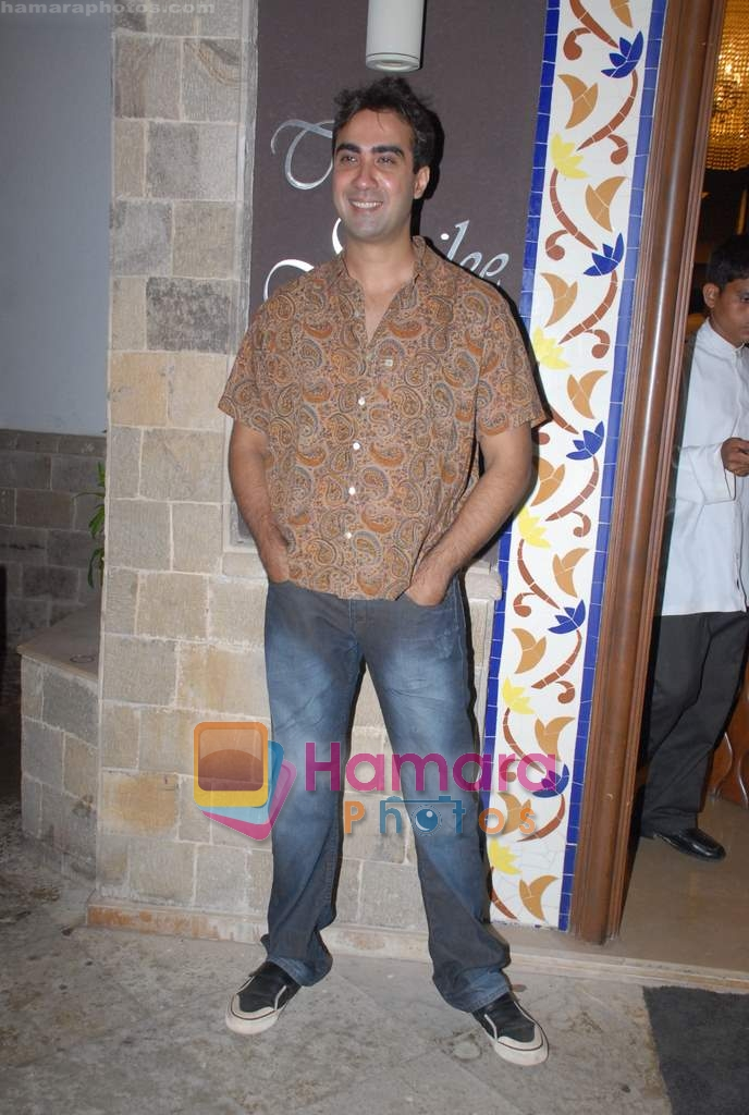Ranvir Shorey at the completion party of film Tina Ki Chabi in Sun N Sand on 20th March 2009