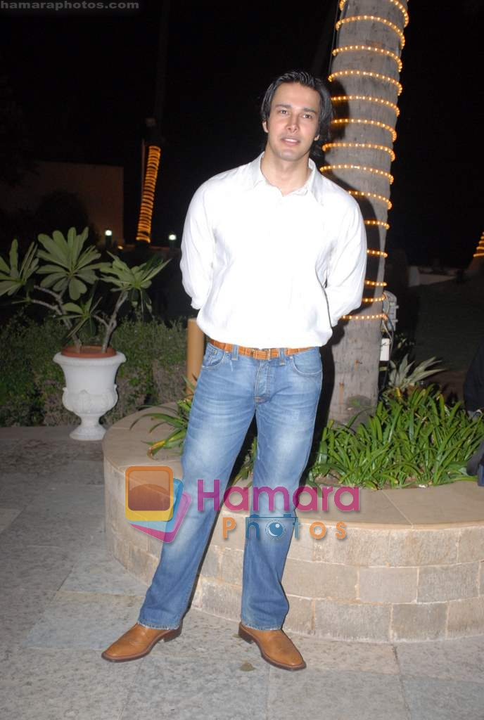Rajneesh duggal at the completion party of film Tina Ki Chabi in Sun N Sand on 20th March 2009