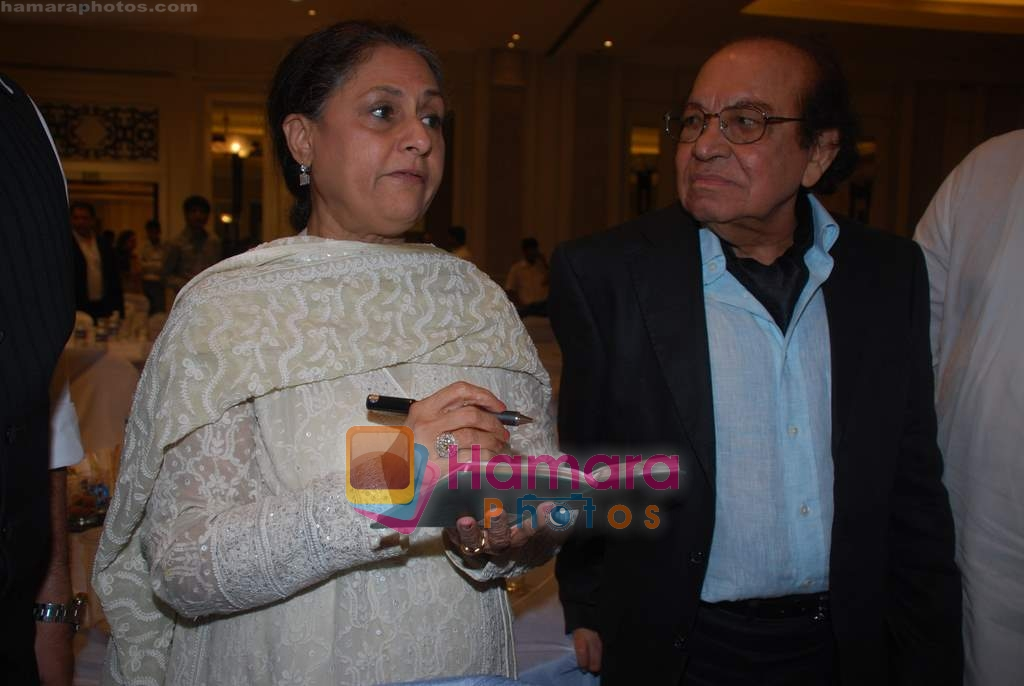 Jaya Bachchan at Roshan Taneja's birthday in ITC Grand Maratha on 21st March 2009