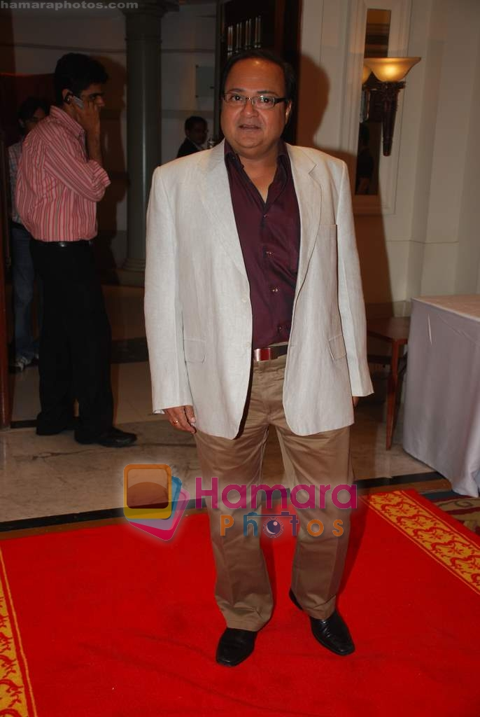 Rakesh Bedi at Roshan Taneja's birthday in ITC Grand Maratha on 21st March 2009