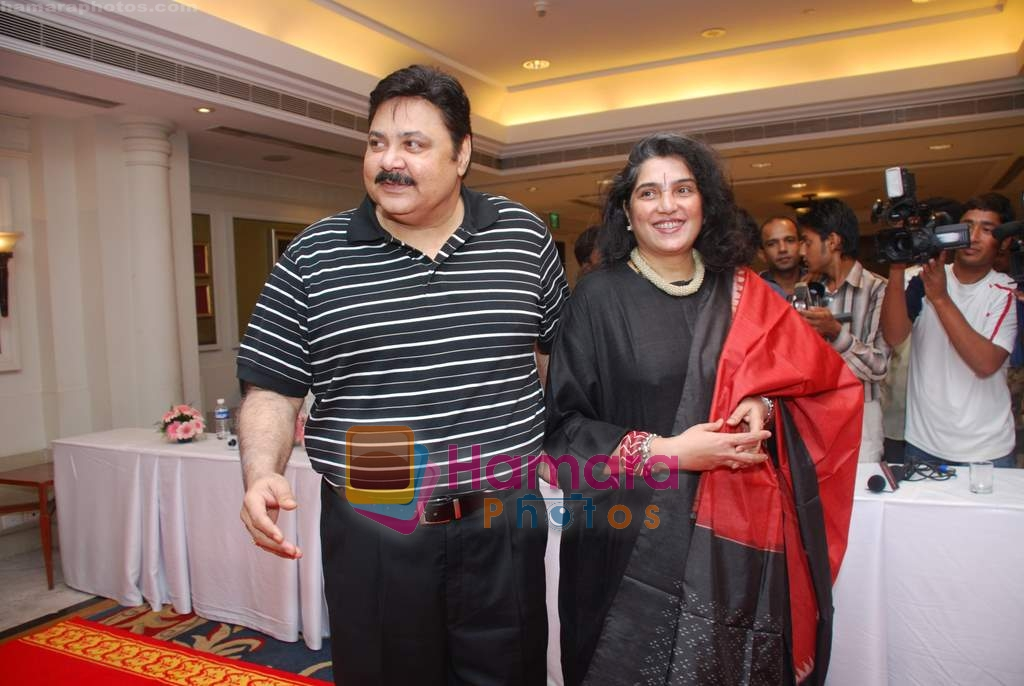 Satish Shah at Roshan Taneja's birthday in ITC Grand Maratha on 21st March 2009