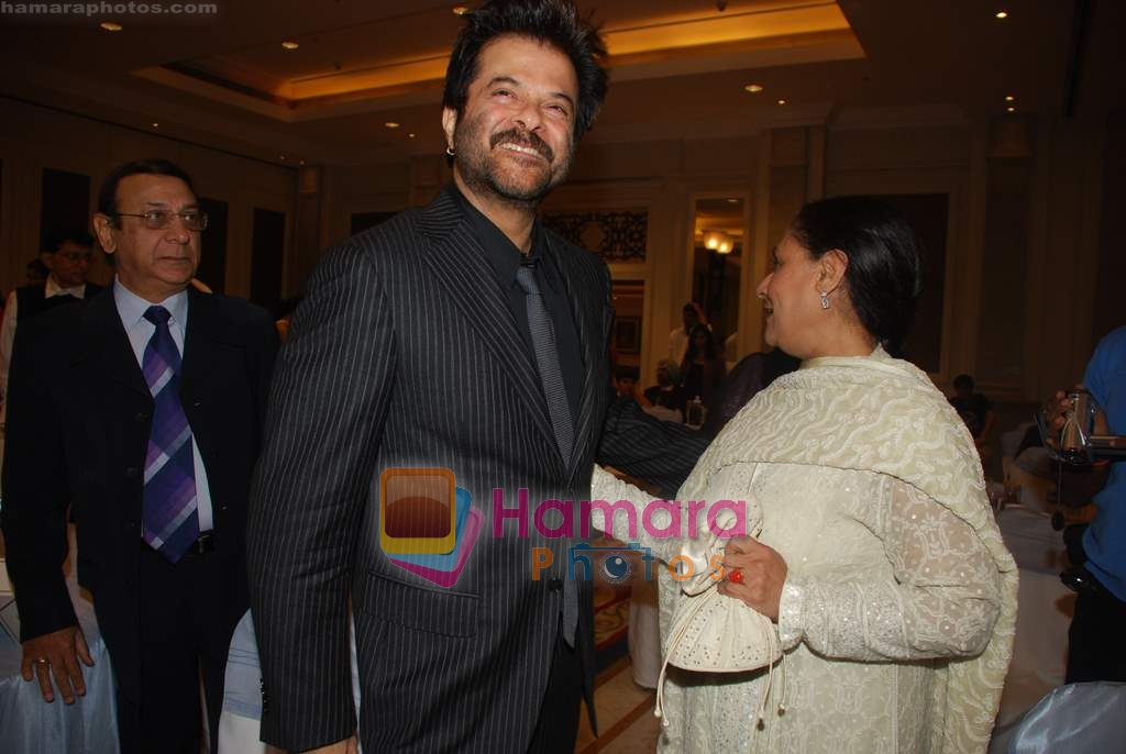 Anil Kapoor, Jaya Bachchan at Roshan Taneja's birthday in ITC Grand Maratha on 21st March 2009