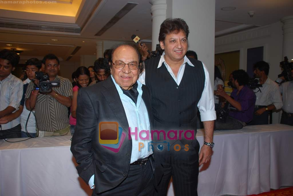 Sashi Ranjan at Roshan Taneja's birthday in ITC Grand Maratha on 21st March 2009