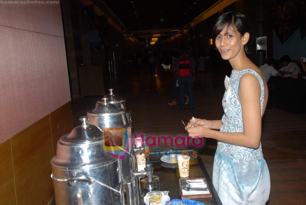 at Archana Kocchar's Lakme Fashion Week fittings in Grand Hyatt on 22nd March 2009