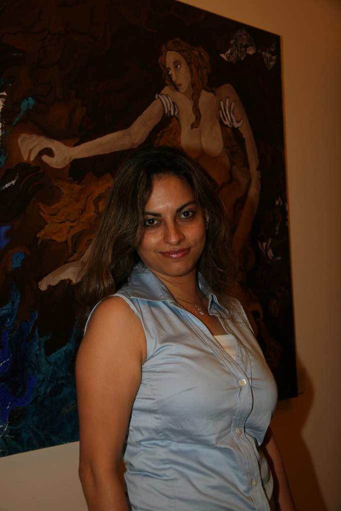 at Shobojit Kaushal art event organised by CPAA in Worli on 23rd March 2009