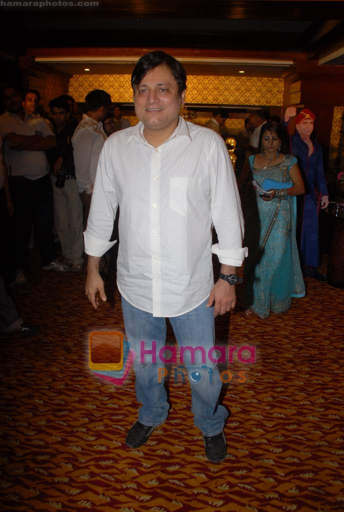 Manoj Joshi at Bright Advertising's annual bash in Palms on 22nd March 2009