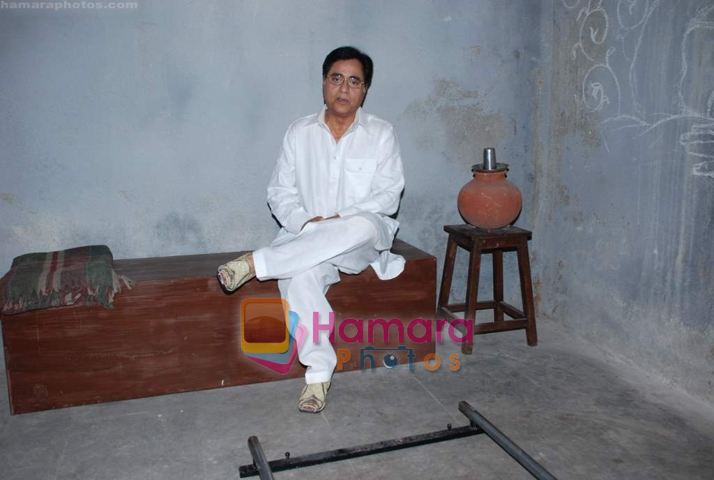 Jagjit Singh at Hoton Se Chu Lo Tum music video shoot in Filmistan on 23rd March 2009
