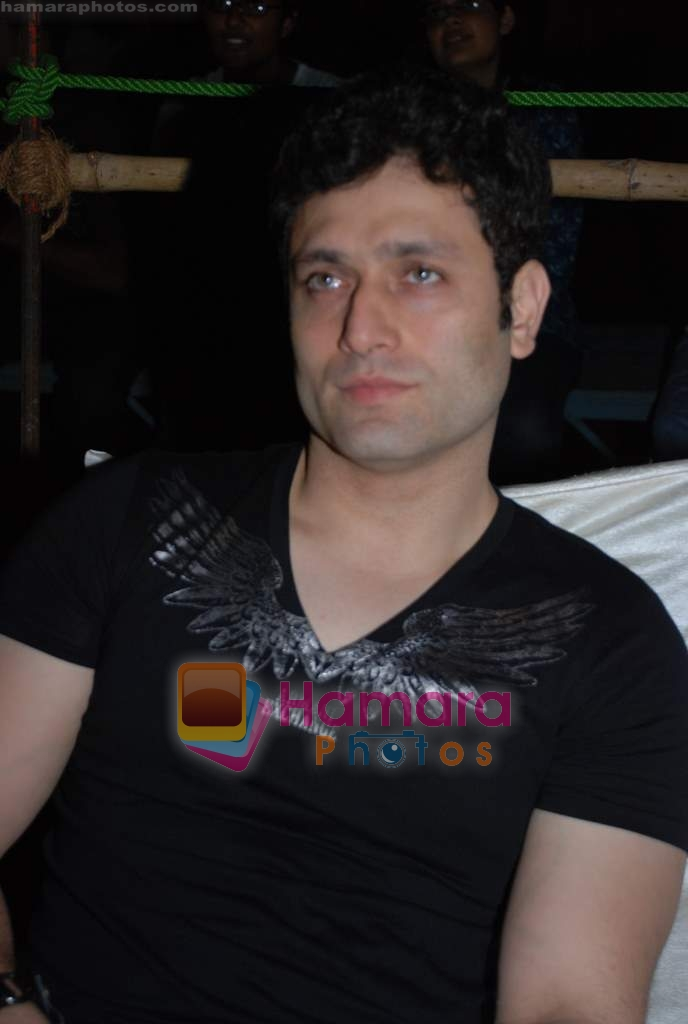 Shiney Ahuja at college fest organsied by Rennaisance Federation in Rennaisance Club on 23rd March 2009
