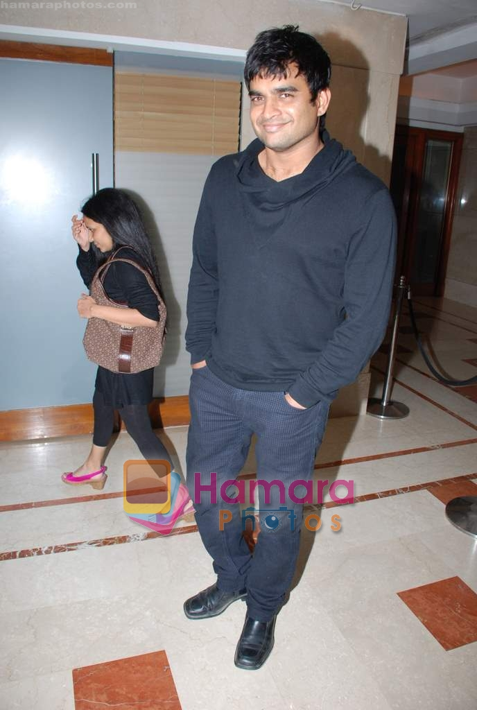 Madhavan at Kangana's birthday bash in Bling on 23rd March 2009