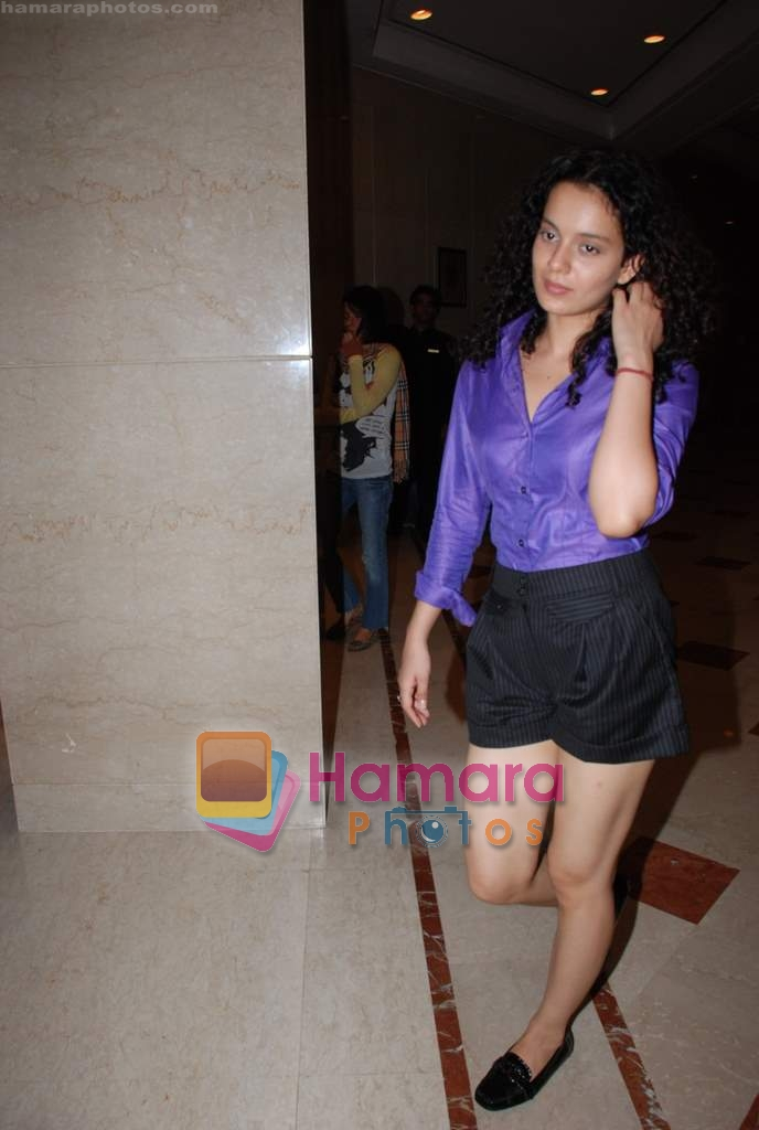 Kangana Ranaut at Kangana's birthday bash in Bling on 23rd March 2009