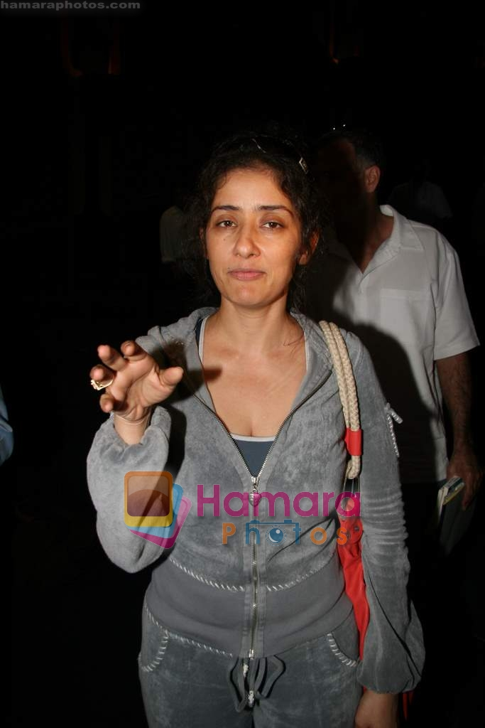 Manisha Koirala at special screening of Firaaq in Fame, Malad on 24th March 2009