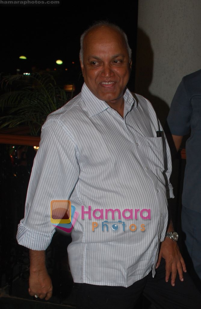 Manmohan Shetty at Producers meet in Andheri, Mumbai on 24th March 2009
