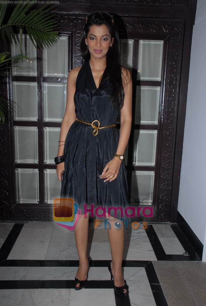 Mugdha Godse at DW TV press meet in Taj on 24th March 2009