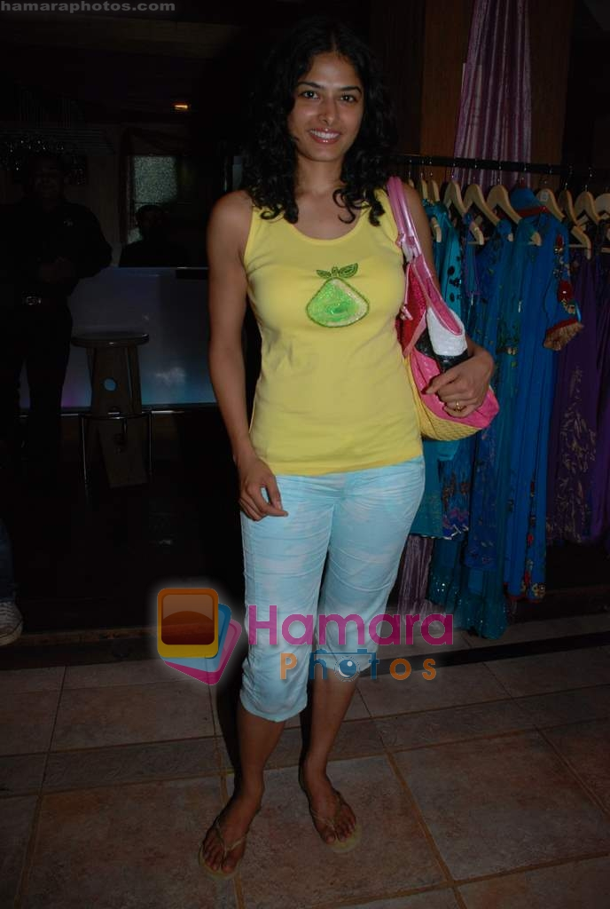 at Pallavi Jaipur's showcase in Rio Lounge on 24th March 2009