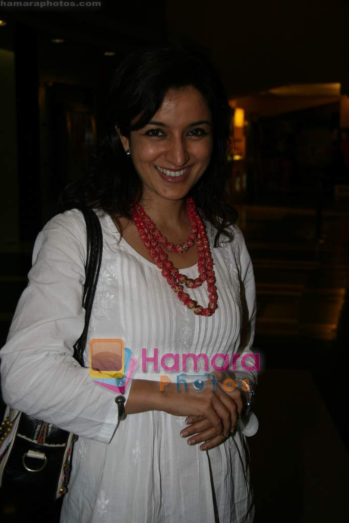 Tisca Chopra at special screening of Firaaq in Fame, Malad on 24th March 2009