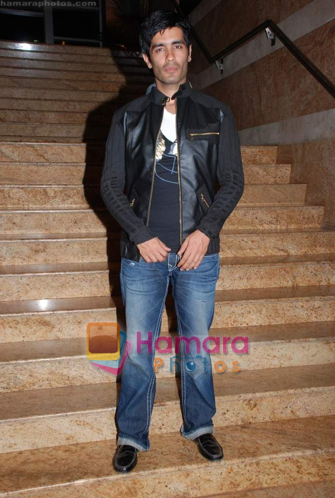 Manish Malhotra at LIFW Press Meet in Grand Hyatt on 24th March 2009