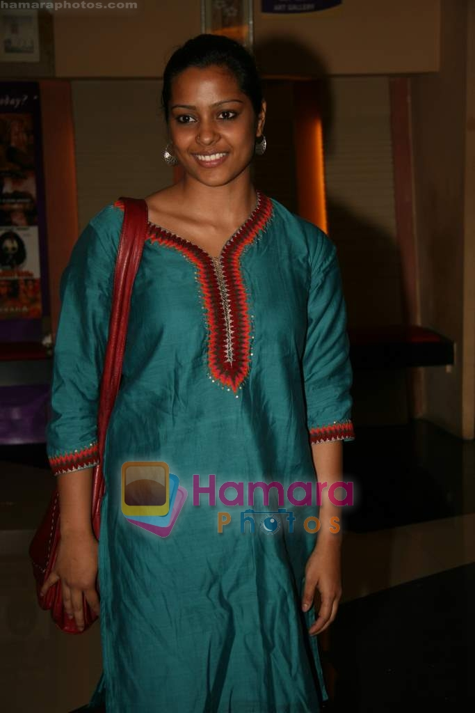Shahana Goswami at special screening of Firaaq in Fame, Malad on 24th March 2009