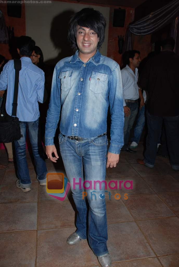 Rohit Verma at Pallavi Jaipur's showcase in Rio Lounge on 24th March 2009