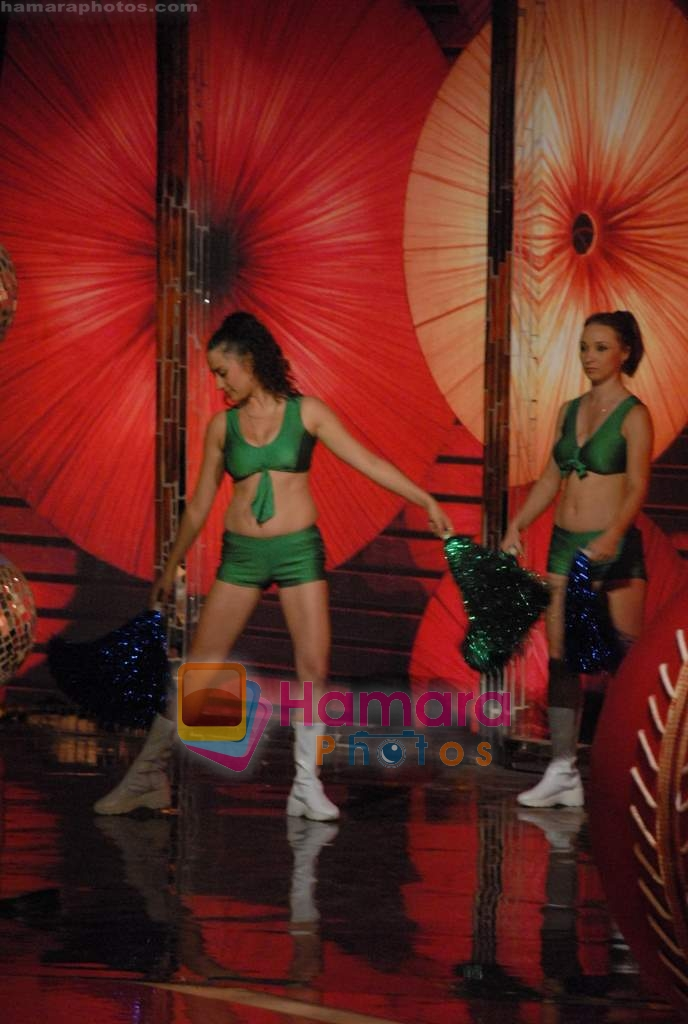 on the sets of Comedy Circus in Andheri on 25th March 2009