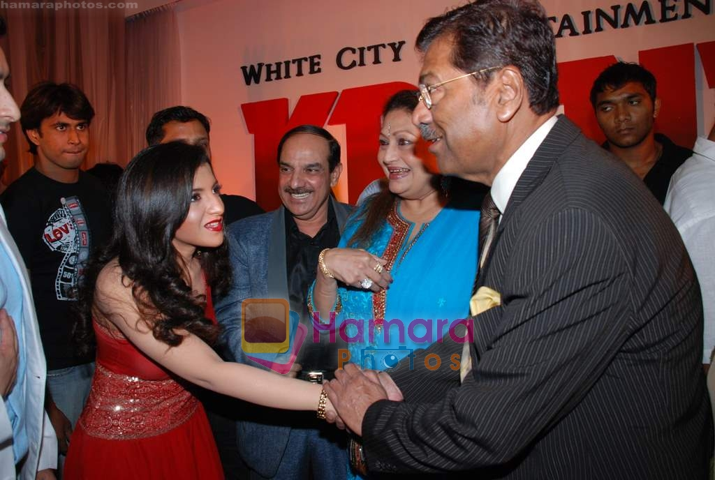 Bindu at the launch of Mehul Kumar's film Krantiveer in J W Marriott on 27th March 2009