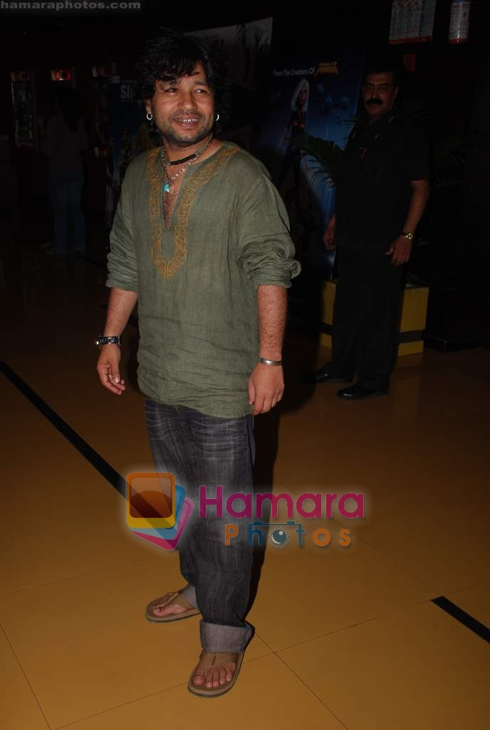 Kailash Kher At Maruti Mera Dost Music Launch In Cinemax