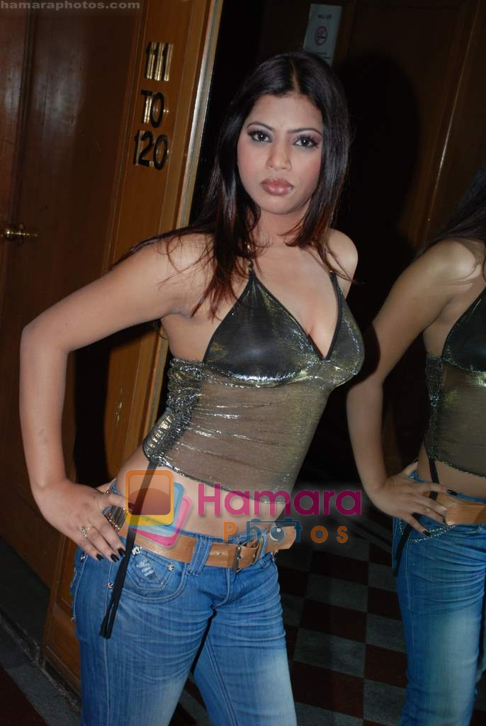 Priyankaa at Spectra Multimedia Promo Shoot on 2nd May 2009