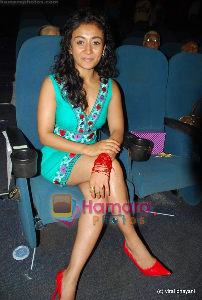 Gayatri Patel at special childrens screening for Thalasemia cause in Fun on 3rd May 2009