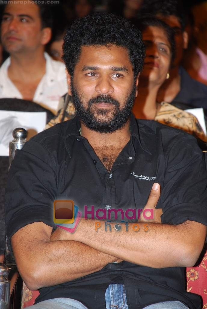 Prabhu Deva at the grand finale of Dance India Dance in Andheri Sports Complex on 30th May 2009