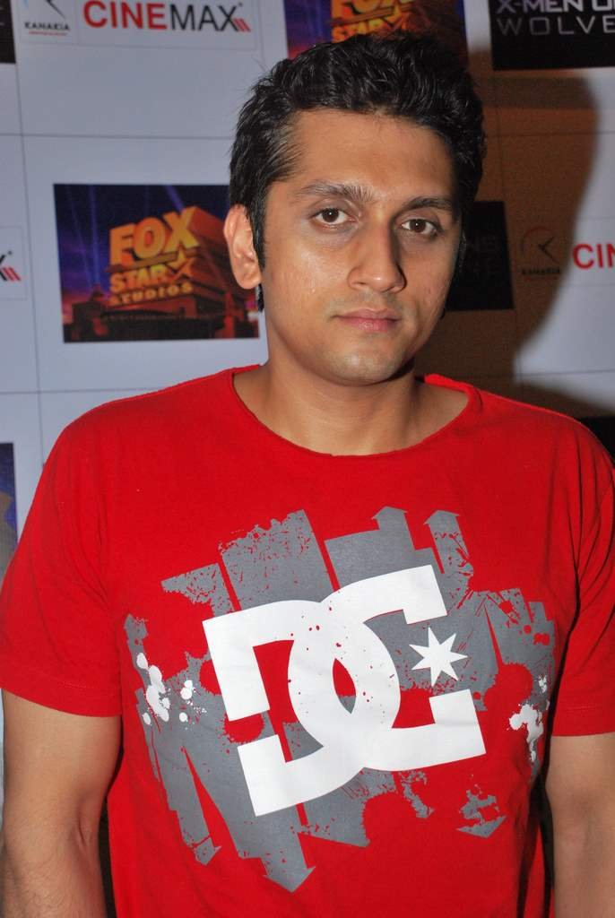 Mohit Suri at X-Men 2 premiere in Cinemax on 17th June 2009