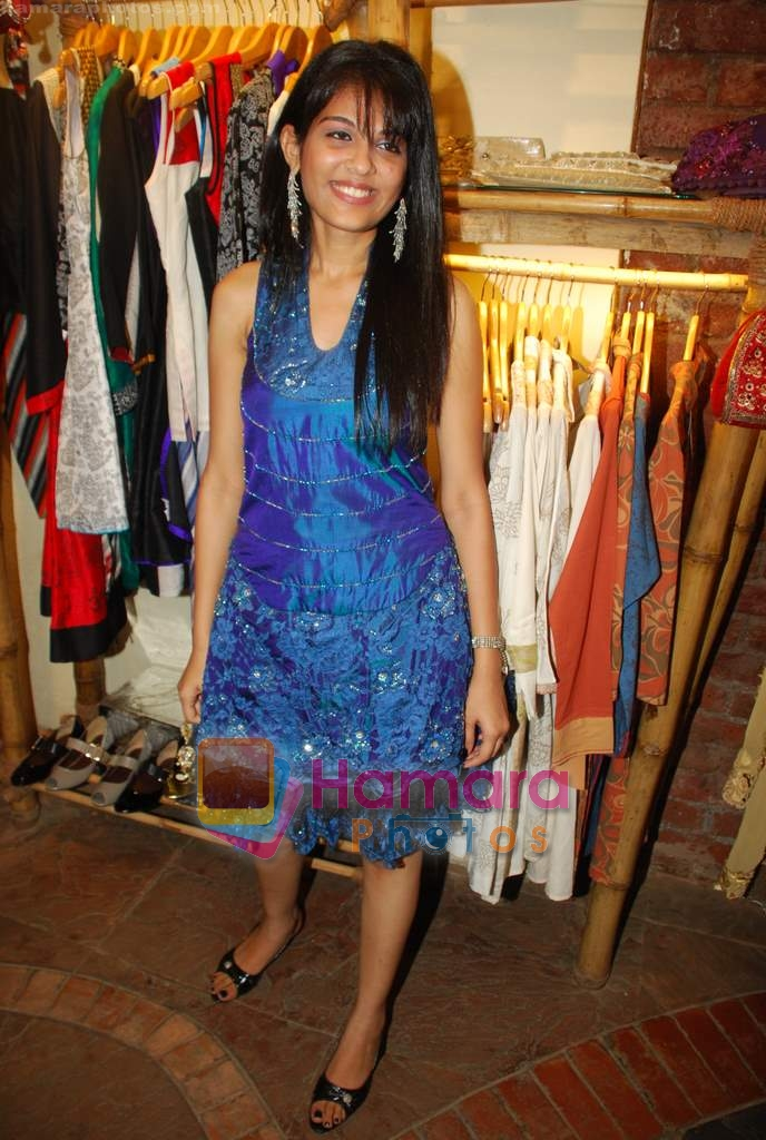 at Satva store in Khar on 4th Aug 2009