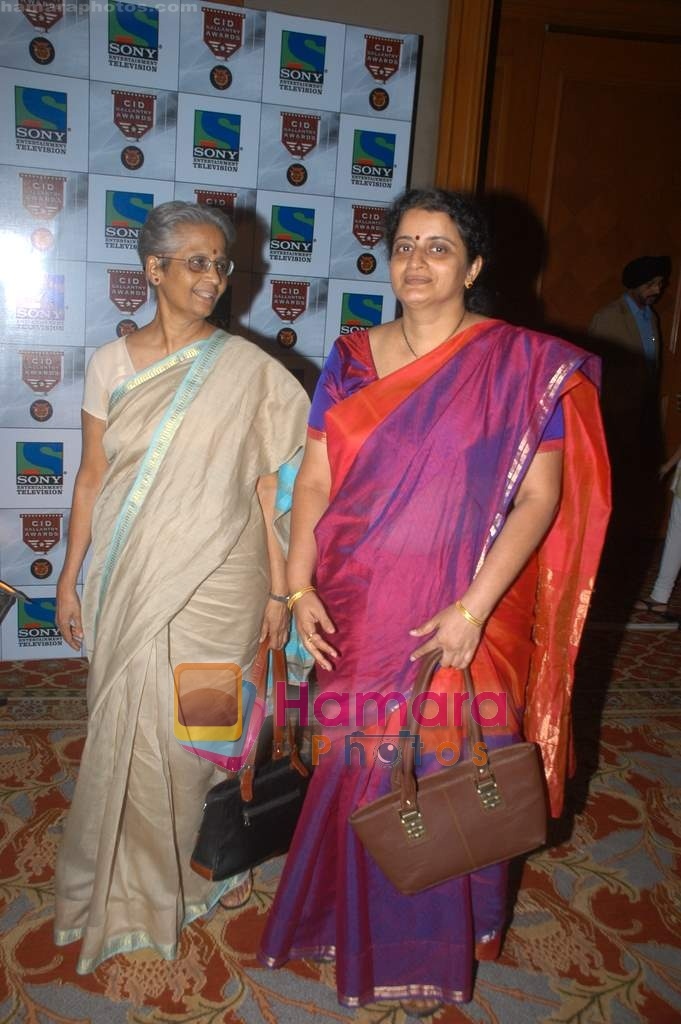 at CID Gallantry Awards in J W Marriott on 12th Aug 2009