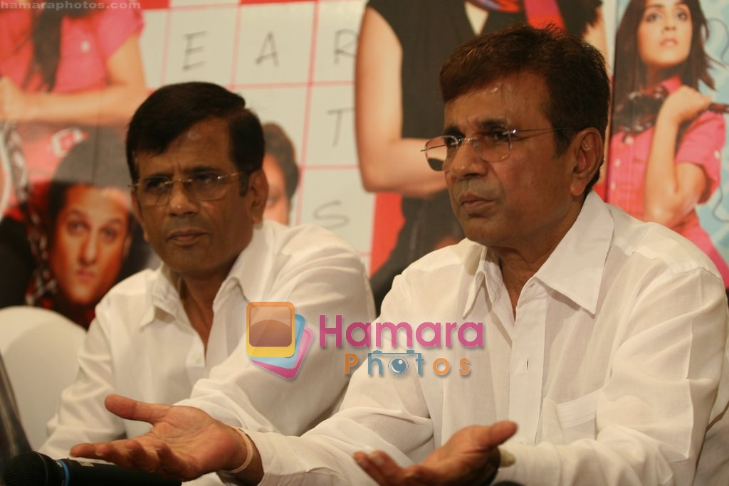 Abbas Mastan promote life partner on 12th Aug 2009
