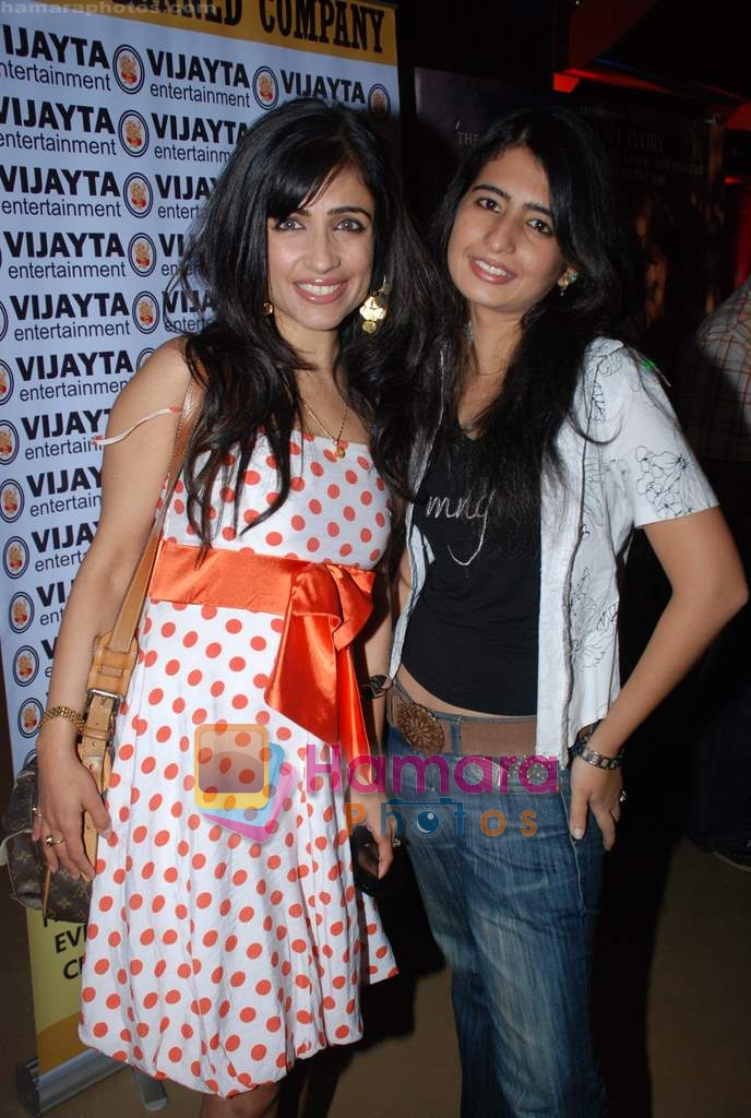 Shibani Kashyap at the premiere of Before The Rains in PVR on 12th Aug 2009