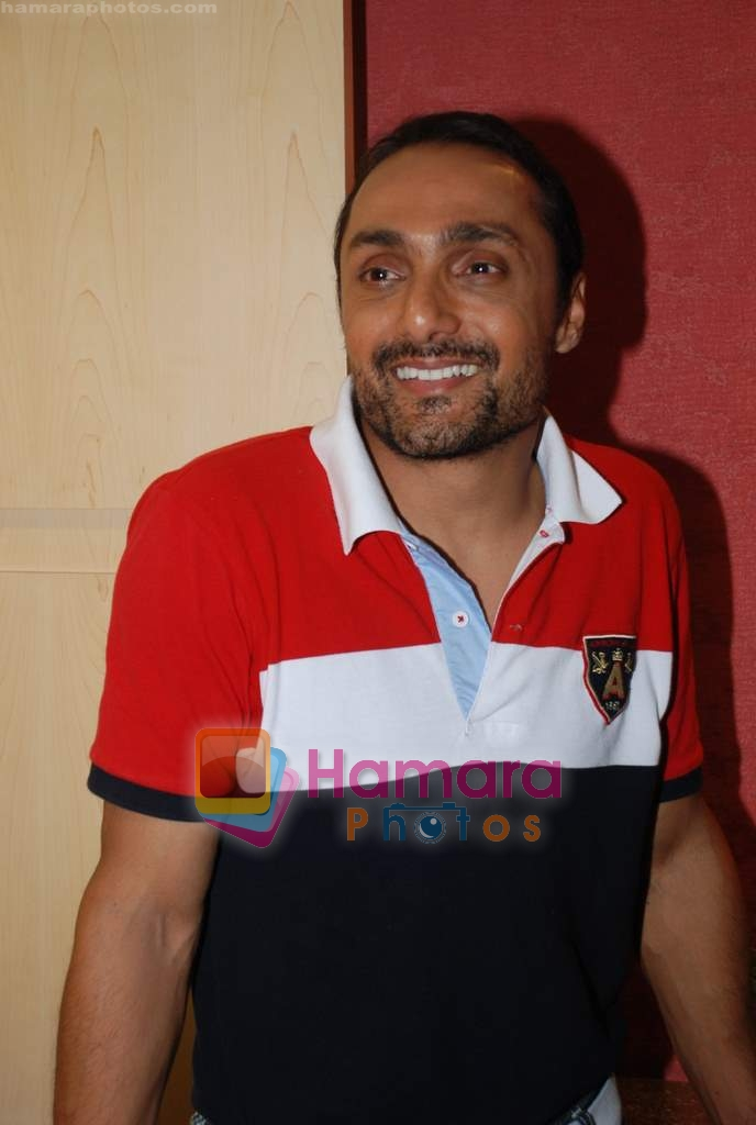 Rahul Bose at the press meet for film Before the rains in Andheri on 13th Aug 2009
