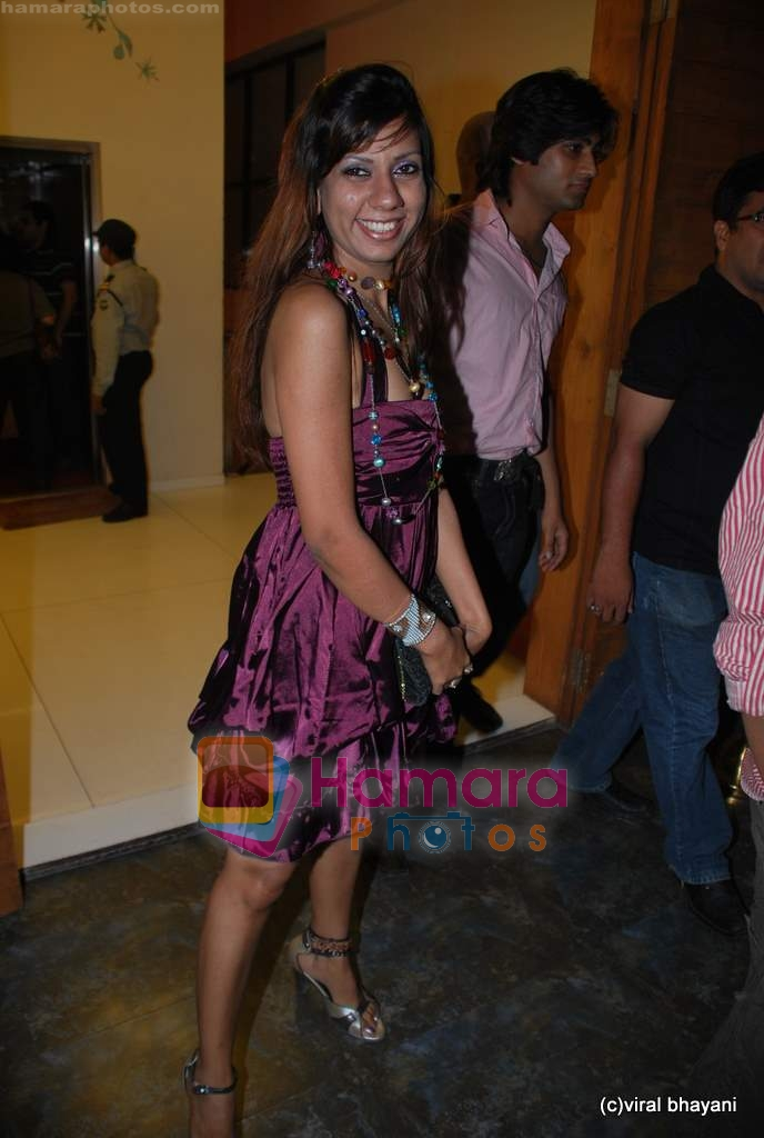 at Yeh Chanda Kanoon Hai success bash in Seesha Lounge on 13th Aug 2009