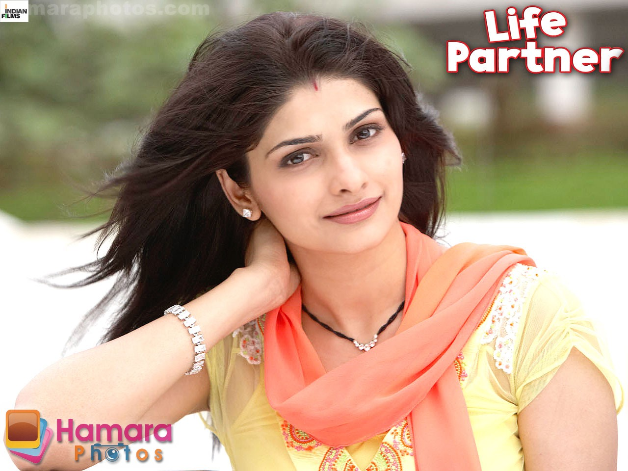 Prachi Desai Wallpaper of movie LIFE PARTNER