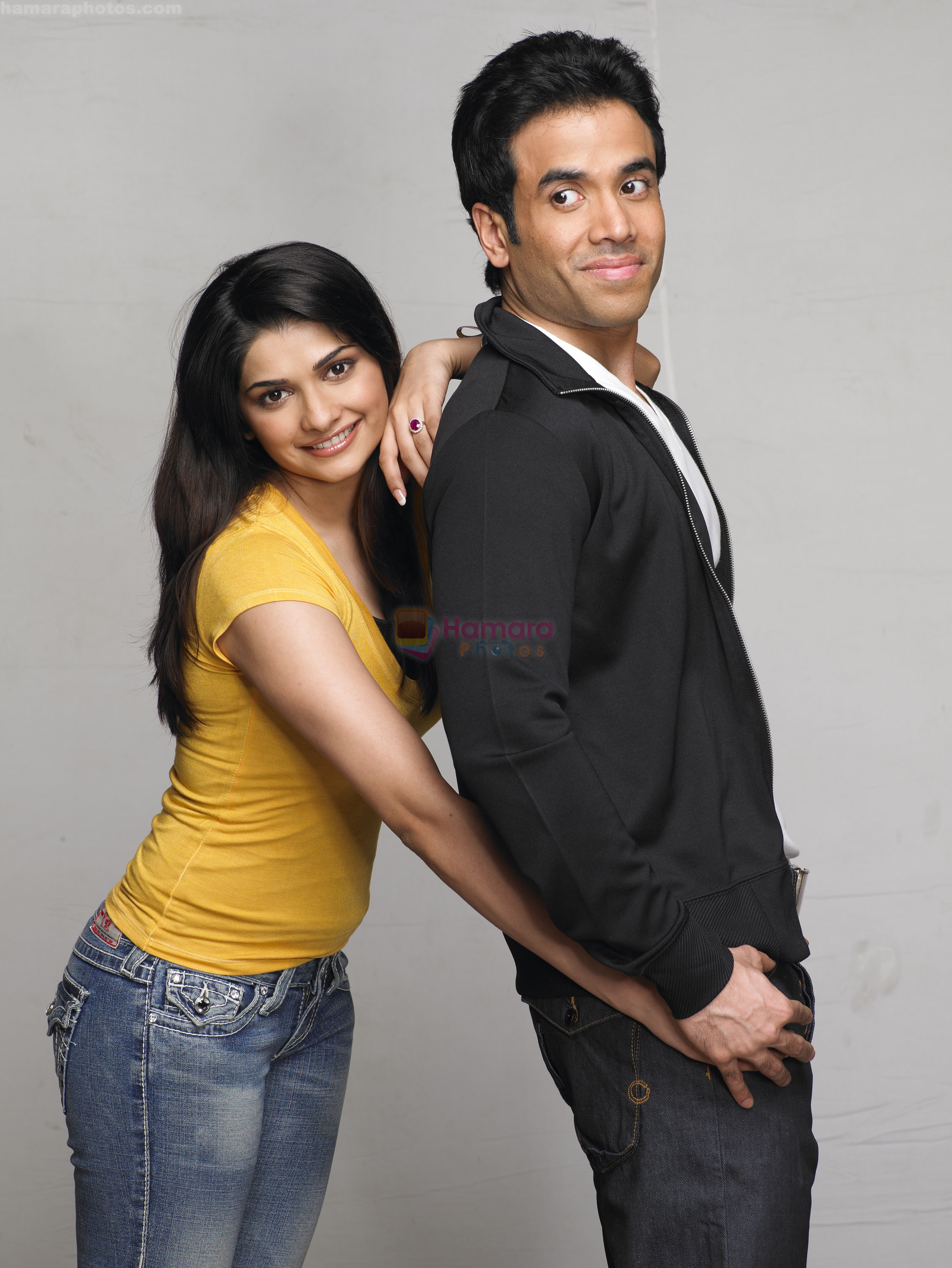 Tusshar Kapoor, Prachi Desai in stills of movie LIFE PARTNER