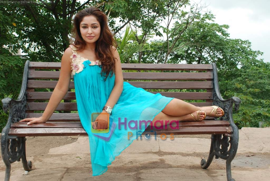 Trina Patel at Film Chase on location in FilmCity on 13th Aug 2009