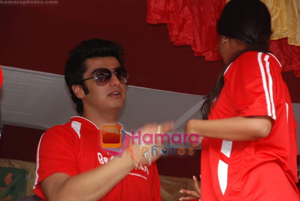 Arpita Khan at Being Human soccer match in Bandra on 15th Aug 2009