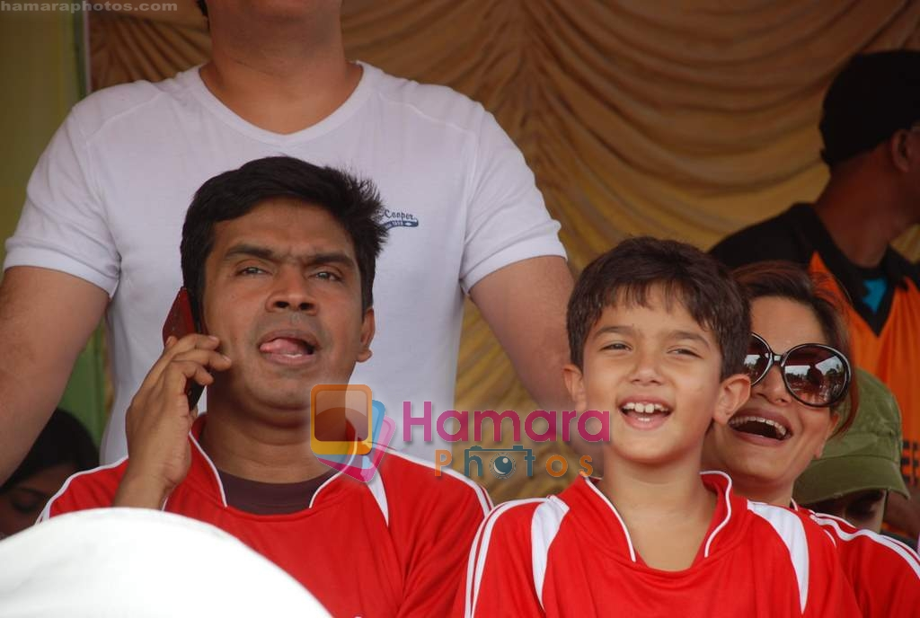 Alvira Khan at Being Human soccer match in Bandra on 15th Aug 2009