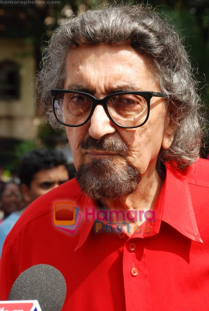 Alyque Padamsee at Gay Parade in August Kranti Maidan on 16th Aug 2009