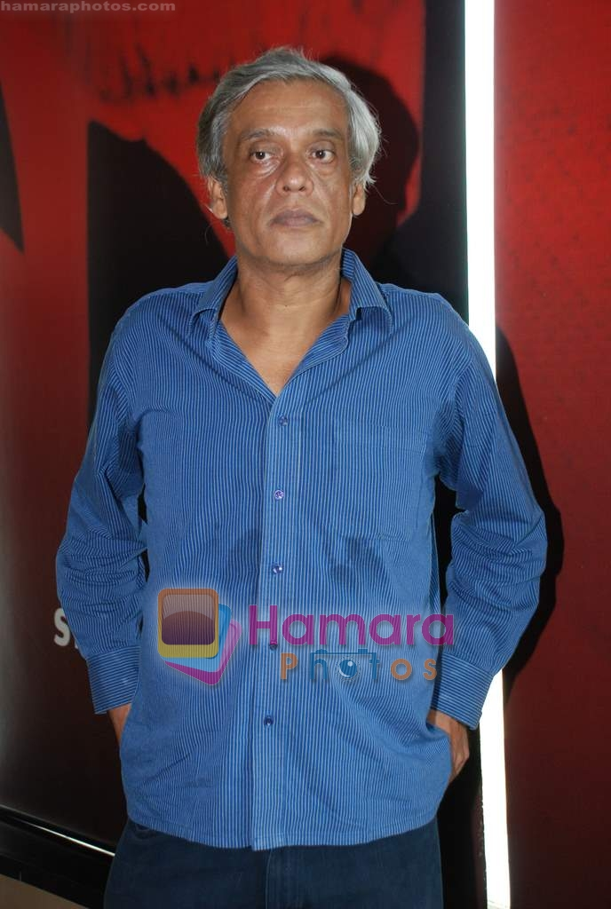 Sudhir Mishra at Sikandar promotional event in PVR on 17th Aug 2009