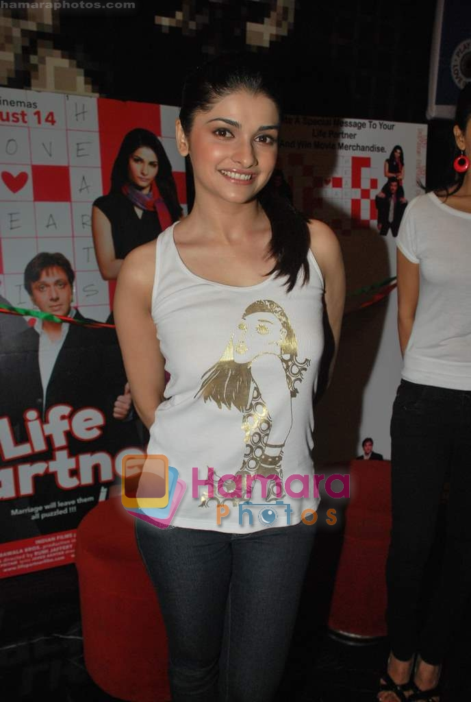 Prachi Desai at the Special screening of Life Partner in PVR on 17th Aug 2009